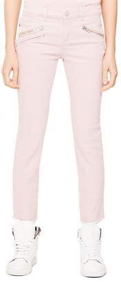 Zadig & Voltaire Ava Skinny Jeans in Pink - 100% Exclusive