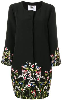 Blugirl embroidered coat