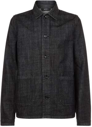 A.P.C. Kerlouan Denim Jacket