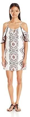 Trixxi Women's Cold Shloulder Dress