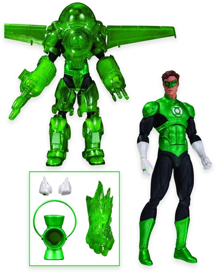 DC ComicsTM Icons Green Lantern Dark Days Deluxe Action Figure