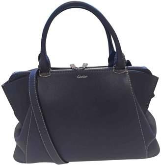 Cartier C Other Leather Handbag
