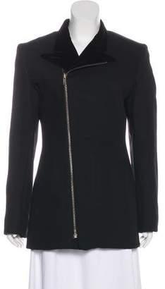 Jean Paul Gaultier Corduroy-Trimmed Woven Jacket