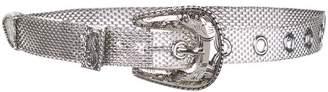 B-Low the Belt adjustable mesh belt