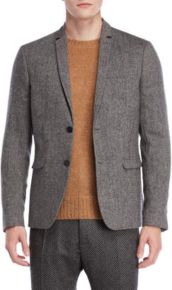 Patrizia Pepe Wool-Blend Sport Coat