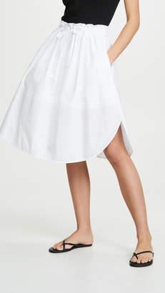 Vince Wide Hem Skirt