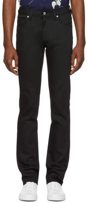 Naked & Famous Denim Denim Black Power Stretch Denim
