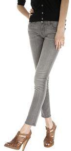 J Brand Skinny Jean - Pewter- Pewter