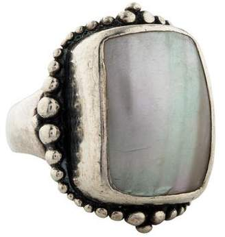 Stephen Dweck Pearl Cocktail Ring