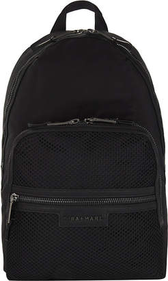 Tiba & Marl Francis mesh nylon backpack, Black