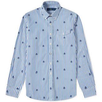 Polo Ralph Lauren Skull & Crossbones Button Down Shirt