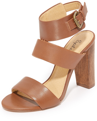 Splendid Jessy Sandals $148 thestylecure.com