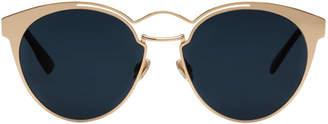 Dior Rose Gold Nebula Sunglasses