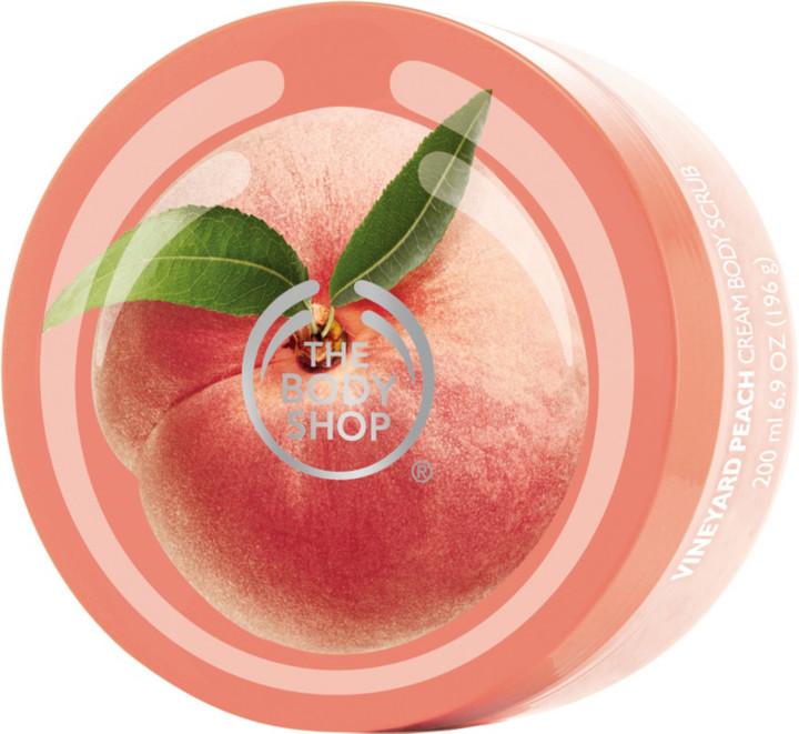 The Body Shop Vineyard Peach Body Scrub
