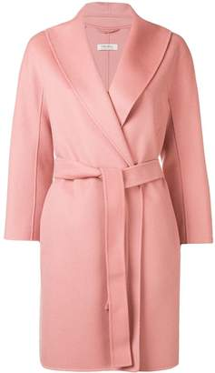 Max Mara 'S belted wool coat
