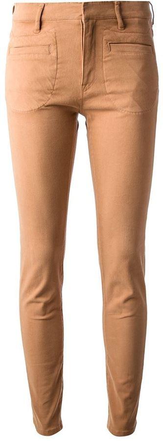 Tsumori Chisato soft textured cotton trouser