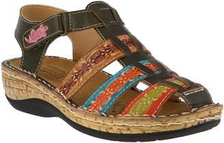 Spring Step L'Artiste by Leather Sandals - Lane