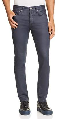 Rag & Bone Fit 2 Slim Fit Jeans in Coated Blue