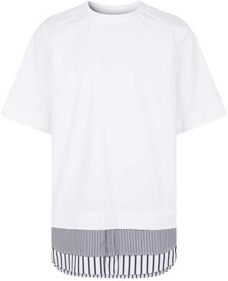 Juun.J Layered T-Shirt