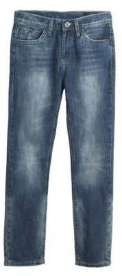 Buffalo David Bitton Ash Cotton Skinny Jeans