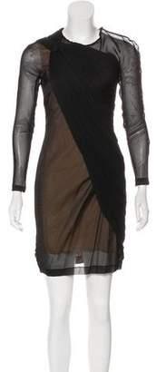 Willow Long Sleeve Mini Dress