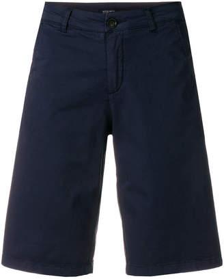 Woolrich turn-up hem shorts