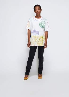 Vetements Elephant River T-Shirt