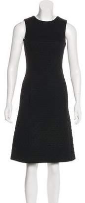 Giorgio Armani Knit A-Line Dress