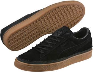 Suede Classic Brogue Men's Sneakers
