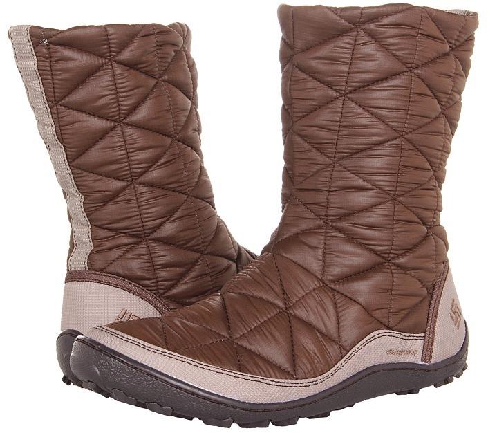 Columbia Minx Slip On (Mud) - Footwear