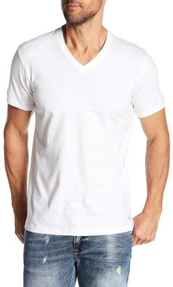 Calvin Klein 'M9065' Cotton V-Neck T-Shirt (3-Pack)
