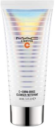 M·A·C MAC Cosmetics MAC Lightful C Coral Grass Cleanser