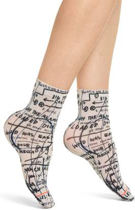 Stance Mostly Old Ladies Ankle Socks
