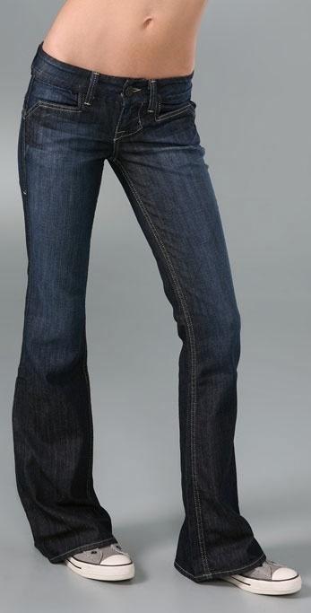 William Rast Savoy Regular Rise Trouser