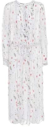 Etoile Isabel Marant Isabel Marant, Étoile Baphir silk dress