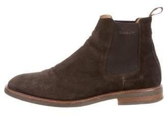 Gant Suede Chelsea Boots