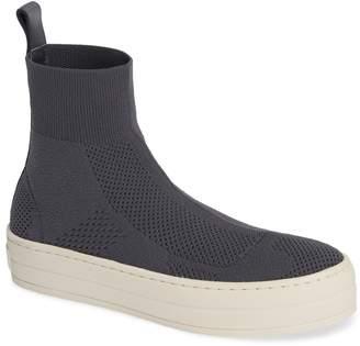 J/Slides Hero Sock High Top Sneaker