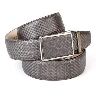 Anthoni Crown Men's 17B70 Belt, (Grau 070)