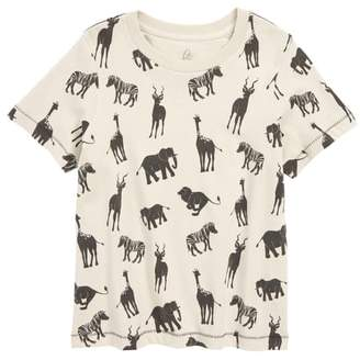 Peek Animal Print T-Shirt