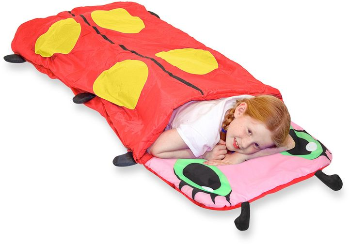 Melissa & Doug® Mollie Ladybug Child's Sleeping Bag