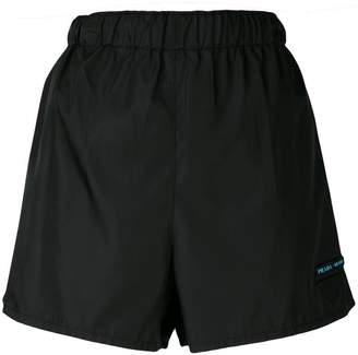 Prada runner shorts