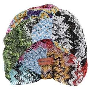 Missoni Mare Knitted turban