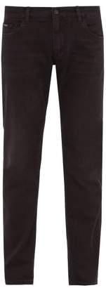 Dolce & Gabbana Slim Leg Jeans - Mens - Black