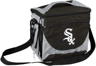 Logo Brand Chicago White Sox 24-Can Cooler Tote