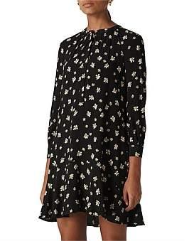 Whistles Edelweiss Print Shirt Dress