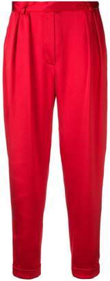Styland tapered trousers
