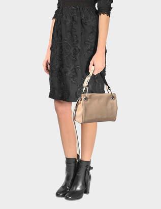 Calvin Klein Belted hobo bag