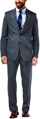 Haggar Big & Tall Travel Classic-Fit Performance Suit Jacket