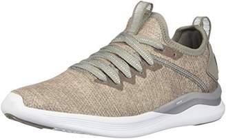 7d121d6f9c9f Puma Women s Ignite Flash Evoknit En Pointe Wn Sneaker White-Gray Violet