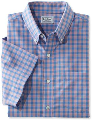 L.L. Bean L.L.Bean Wrinkle-Free Kennebunk Sport Shirt, Traditional Fit Check